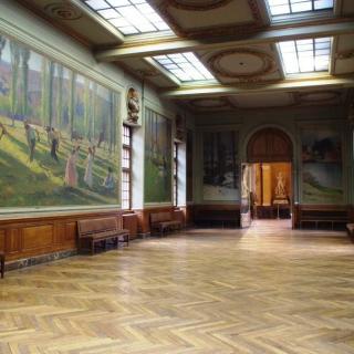 Décor pour votre tournage : la salle Henri Martin au Capitole