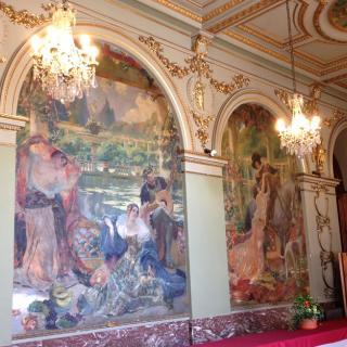 Décor pour votre tournage : la salle Gervais au Capitole