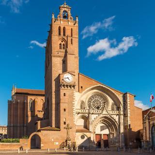 Décor pour votre tournage : la cathédrale Saint-Étienne
