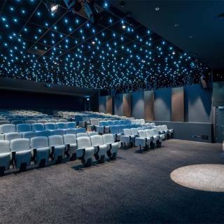 Décor pour votre tournage : l'amphithéâtre de l'hôtel Mercure Compans Caffarelli