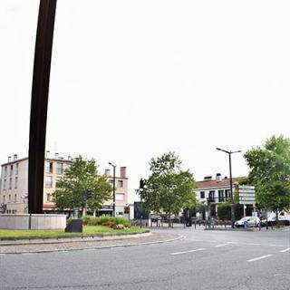 Décor pour votre tournage : Rond-Point de la Barrière de Paris