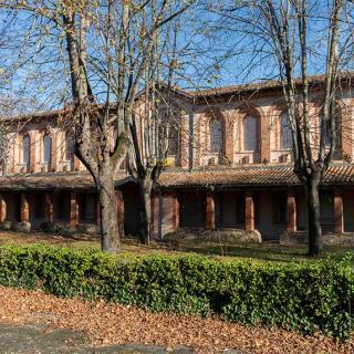Décor pour votre tournage : les anciens pavillons de soin du centre hospitalier Gérard Marchant
