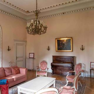 Décor pour votre tournage : le Salon Rose du Palais Niel
