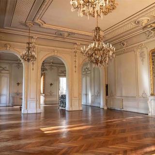 Décor pour votre tournage : le Grand Salon du Palais Niel