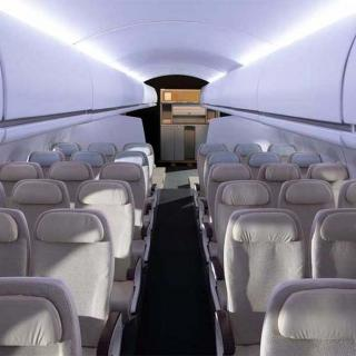 Décor pour votre tournage : avion modulable