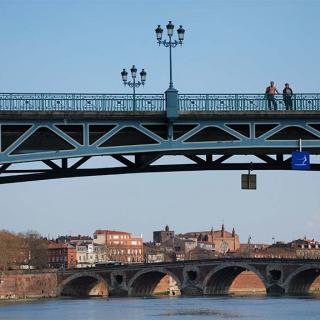Décor tournage : le Pont Saint-Pierre