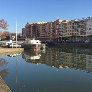 Décor pour votre tournage : le port Saint-Sauveur © Meritxell Baldello - Agence d'attractivité Toulouse