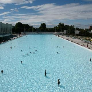 Décor pour votre tournage : la piscine Alfred Nakache à Toulouse