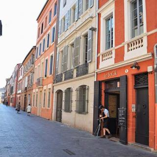Décor pour votre tournage : la rue Pargaminières à Toulouse