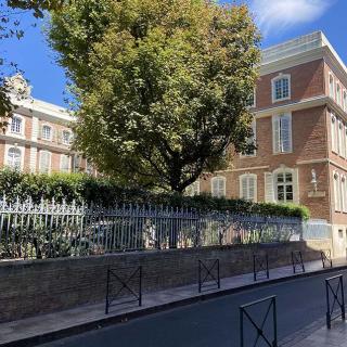 Décor pour votre tournage : l'Hôtel Ciron-Fumel, ancien Palais Consulaire