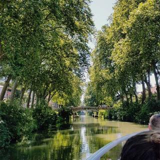 Décor pour votre tournage : le canal de Brienne
