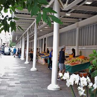 Décor pour votre tournage : le marché Victor-Hugo à Toulouse