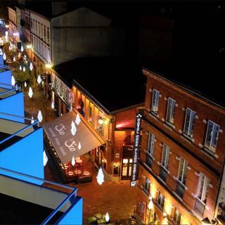 Décor pour votre tournage : le parking et halles Victor-Hugo