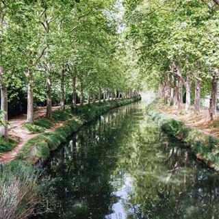 Décor pour votre tournage : le canal du Midi