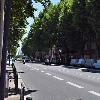 Décor pour votre tournage : les allées Charles-de-Fitte à Toulouse