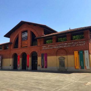 Décor pour votre tournage : le musée d'art moderne et contemporain les Abattoirs