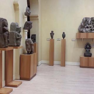Décor pour votre tournage, arts asiatiques au musée Georges Labit