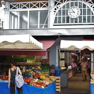 Décor pour votre tournage : les Halles du marché couvert Saint-Cyprien