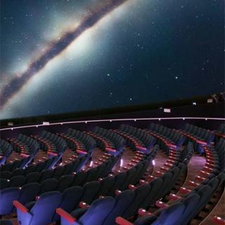 Décor pour votre tournage : le Planétarium à la Cité de l'espace