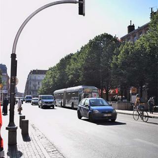 Décor pour votre tournage : la place Esquirol à Toulouse