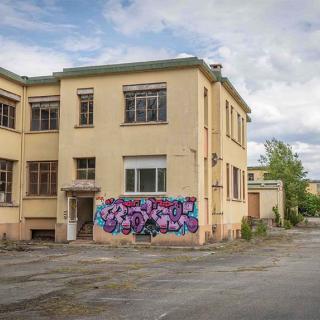 Décor pour votre tournage : bâtiments désaffectés