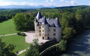 Décor pour votre tournage : le château Saint-Martory