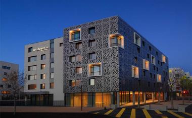 Décor pour votre tournage : l'hôtel Residence Inn by Marriott