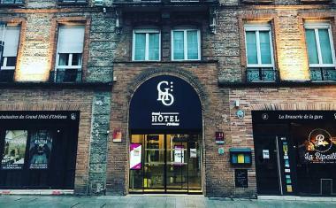 Décor pour votre tournage : le Grand Hôtel d'Orléans et son restaurant