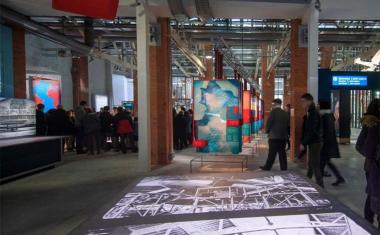 Décor pour votre tournage : les espaces d'exposition permanente à l'Envol des Pionniers