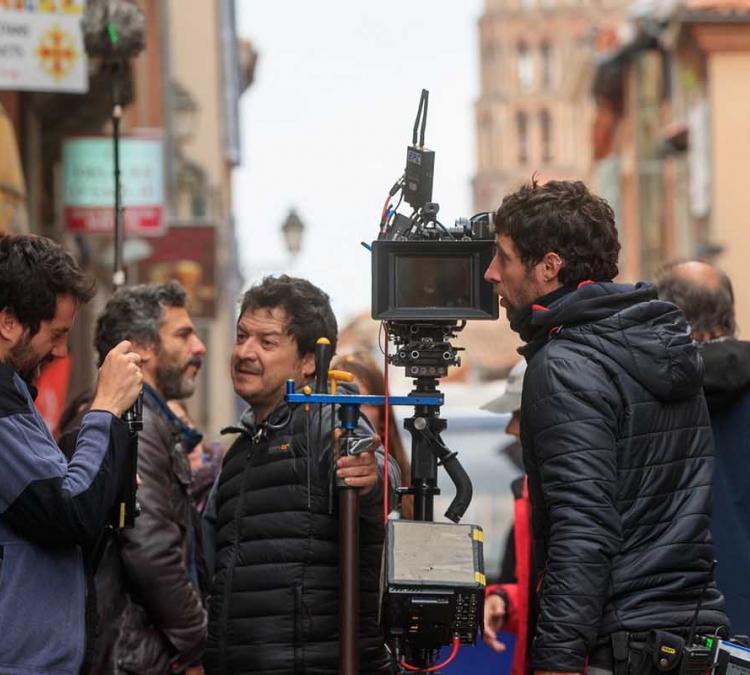 Tourner un film à Toulouse : location de materiel et studios