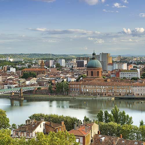 Toulouse, le décor idéal pour vos tournages